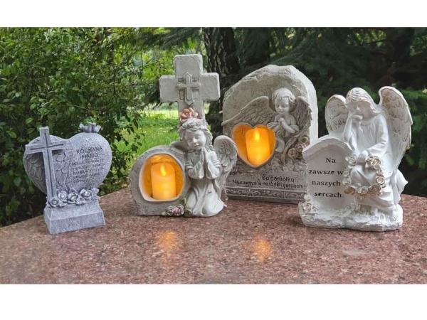 Figurka LED Kapliczka 22225
