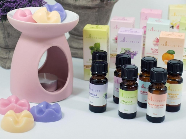 Olejek zapachowy BERGAMOTA 12 ml 6509